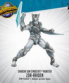 Privateer Press - PIP Monsterpocalypse - Shadow Syndicate - Zor- Raiden - Monster