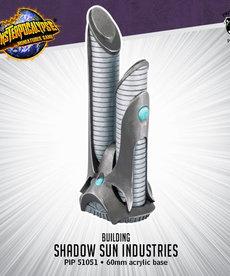 Privateer Press - PIP Monsterpocalypse - Buildings - Shadow Sun Industries