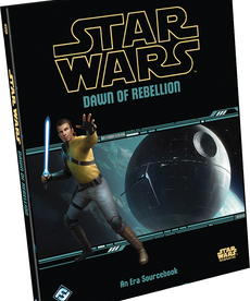 Fantasy Flight Games - FFG Star Wars: Roleplaying - Dawn of Rebellion - An Era Sourcebook