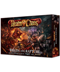 Games Workshop - GAW Warhammer 40K/Age of Sigmar - Realm of Chaos: Wrath and Rapture
