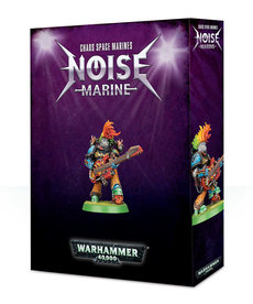 Games Workshop - GAW Chaos Space Marines - Noise Marine