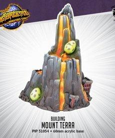 Privateer Press - PIP Monsterpocalypse - Buildings - Mount Terra
