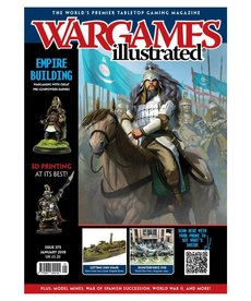 Warlord Games - WRL Wargames: Illustrated - Issue 375: January 2019