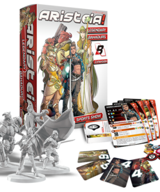 Corvus Belli - CVB Aristeia!: The Ultimate Sports Show - Legendary Bahadurs - Expansion