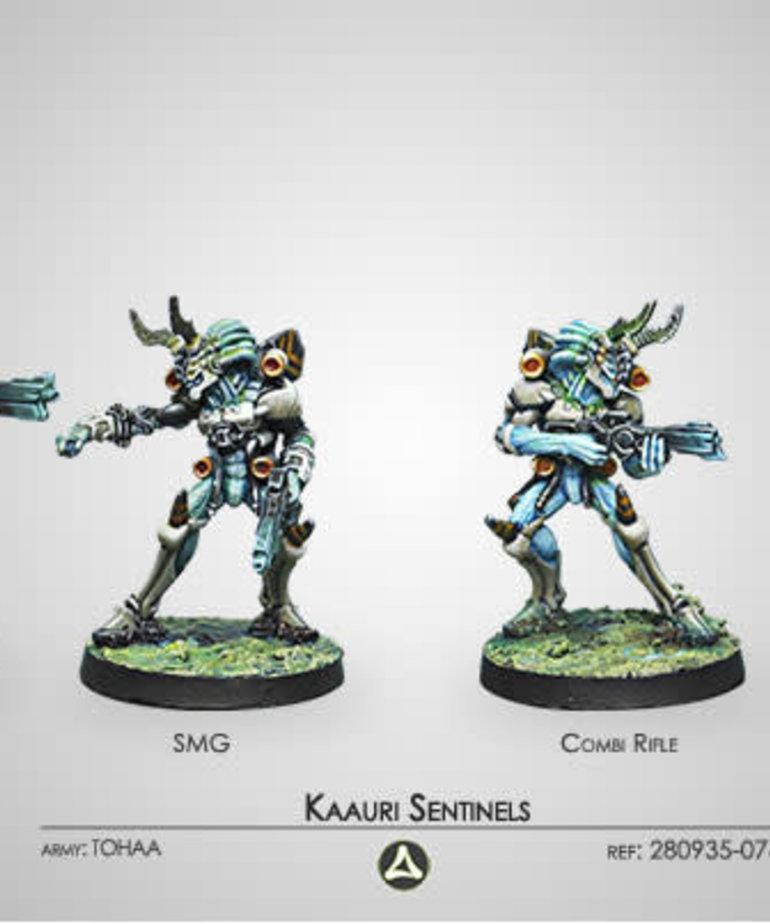 Corvus Belli - CVB Infinity - Tohaa: Kaauri Sentinels BLACK FRIDAY NOW