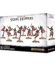 Games Workshop - GAW Warhammer Age of Sigmar - Gloomspite Gitz - Squig Hoppers