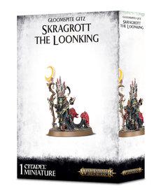 Games Workshop - GAW Warhammer Age of Sigmar - Gloomspite Gitz - Skagrott the Loonking