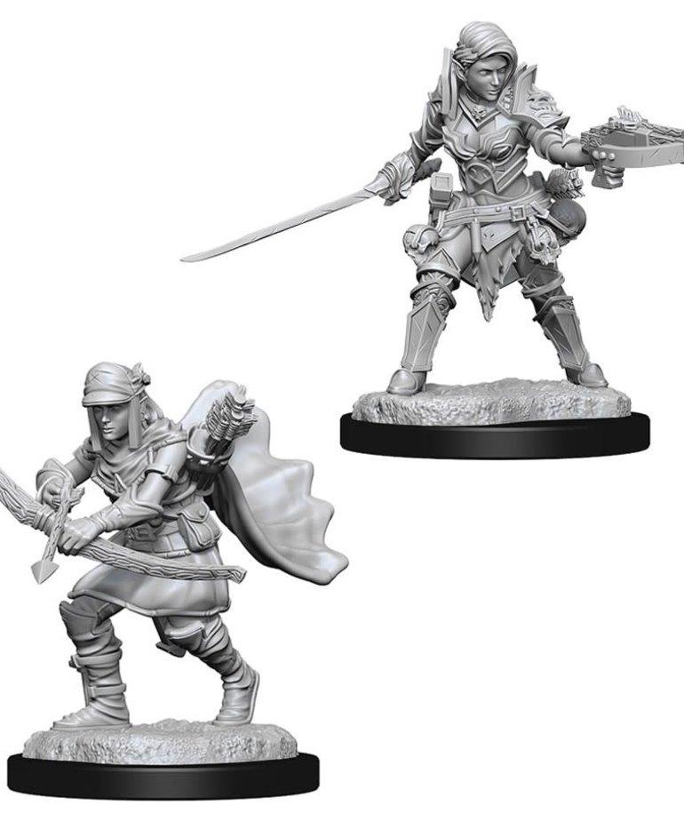WizKids - WZK Pathfinder Battles - Deep Cuts - Female Half-Elf Ranger