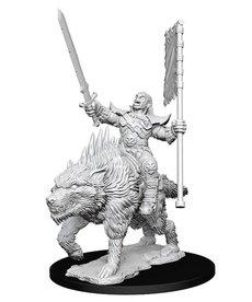 WizKids - WZK Pathfinder Battles - Deep Cuts - Orc on Dire Wolf