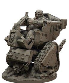 Gunmeister Games - GRG Judgement - Dwarfs - Barnascus: Dwarf Pyromaniac - Hybrid