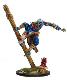 Gunmeister Games - GRG Judgement - Orcs - Haksa: Orc Shaman - Supporter
