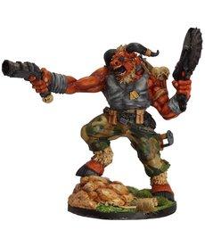 Gunmeister Games - GRG Judgement - Minotaurs - Kogan: Warrior - Aggressor