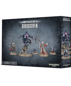 Games Workshop - GAW Warhammer 40K - Genestealer Cults - Broodcoven