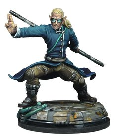 Gunmeister Games - GRG Judgement - Elves - Skye: Elf Monk - Defender