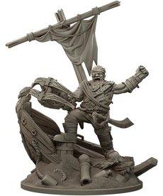 Gunmeister Games - GRG Judgement - Dwarfs - Zaffen Ironhelm: Dwarf Hunter - Aggressor