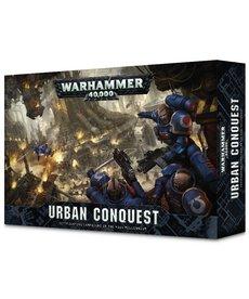 Games Workshop - GAW CLEARANCE - HALF OFF Warhammer 40K - Urban Conquest