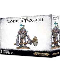 Games Workshop - GAW Warhammer Age of Sigmar - Gloomspite Gitz - Dankhold Troggoth