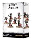 Games Workshop - GAW Warhammer Age of Sigmar - Gloomspite Gitz - Sneaky Snufflers