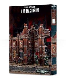 Games Workshop - GAW Warhammer 40K - Sector Imperialis - Manufactorum