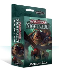 Games Workshop - GAW Warhammer Underworlds: Nightvault - Mollog's Mob