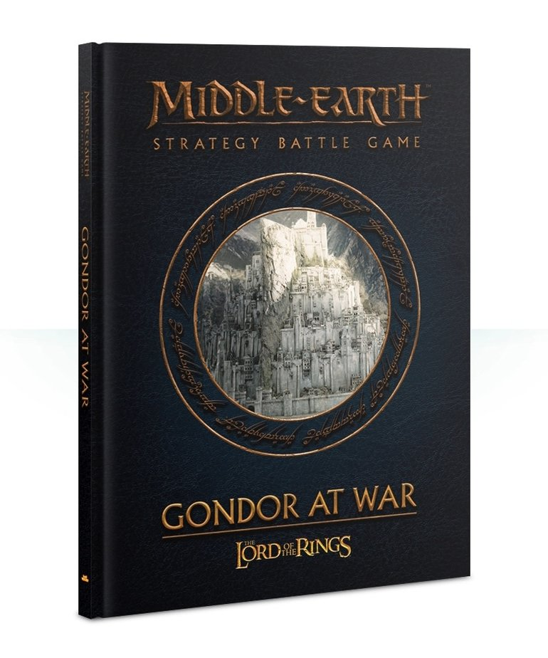 Games Workshop - GAW Middle-Earth Strategy Battle Game: The Lord of the Rings - Gondor at War (Domestic Orders Only)