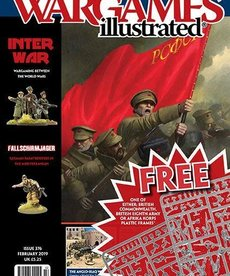Warlord Games - WRL Wargames: Illustrated - Issue 376: February 2019