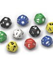 Modiphius Entertainment - MUH CLEARANCE Fallout: Wasteland Warfare - Dice Set