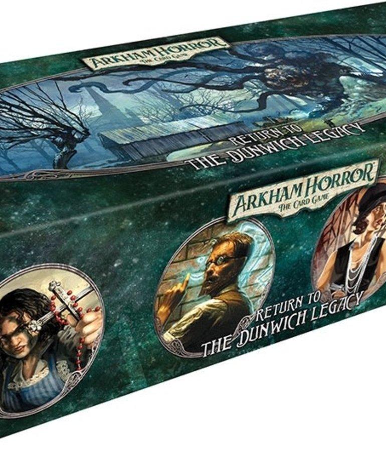 Fantasy Flight Games - FFG Arkham Horror: The Card Game - Return to the Dunwich Legacy