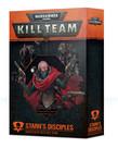 Games Workshop - GAW Warhammer 40K: Kill Team - Starn's Disciples: Genestealer Cults Kill Team