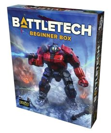 Catalyst Game Labs - CYT Battletech - Beginner Box