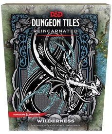 Wizards of the Coast - WOC D&D 5E - Dungeon Tiles: Reincarnated - Wilderness