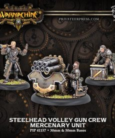 Privateer Press - PIP Steelhead Volley Gun Crew
