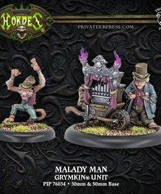 Privateer Press - PIP Hordes - Grymkin - Malady Man - Unit