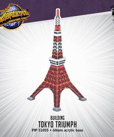 Privateer Press - PIP Monsterpocalypse - Buildings - Tokyo Triumph
