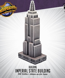 Privateer Press - PIP Monsterpocalypse - Buildings - Imperial State Building