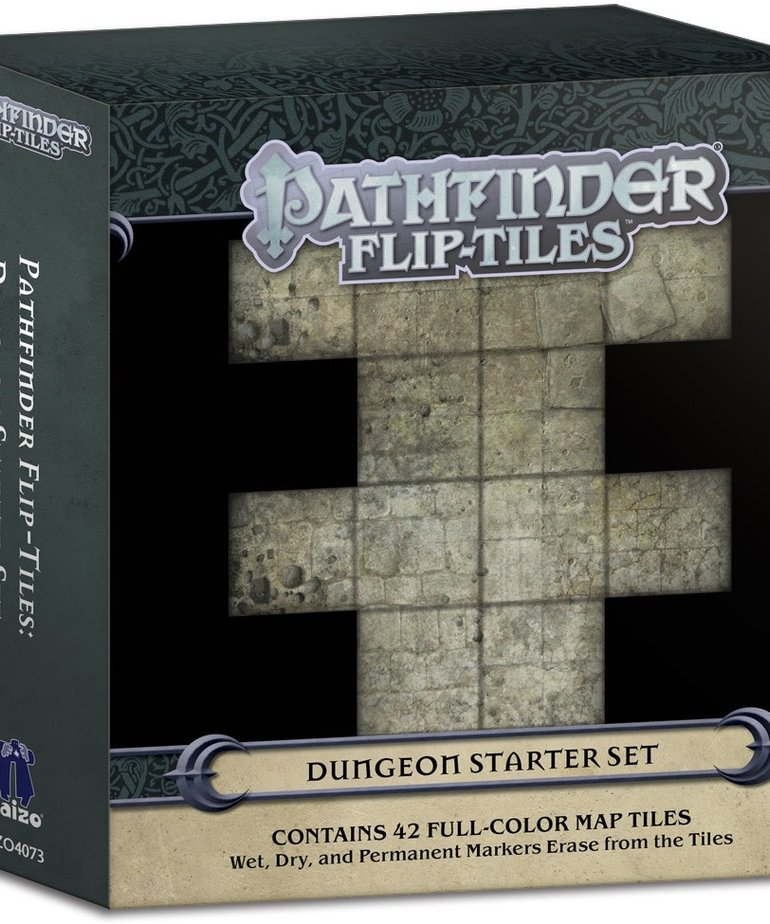 Paizo, Inc. - PZO Pathfinder: Flip-Tiles - Dungeon Starter Set