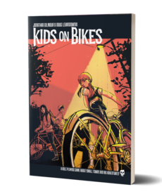 Renegade Game Studios - REN Kids on Bikes