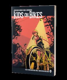 Renegade Game Studios - REN Kids on Bikes