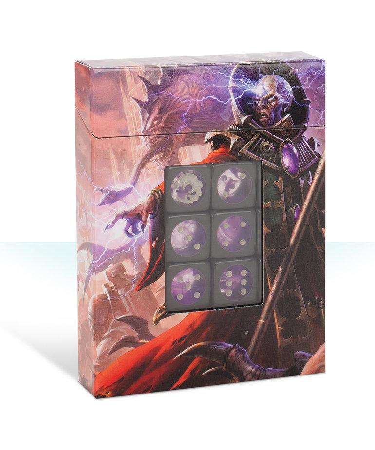 Games Workshop - GAW Warhammer 40K - Dice Set: Genestealer Cults