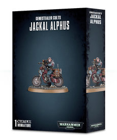 Games Workshop - GAW Warhammer 40K - Genestealer Cults - Jackal Alphus