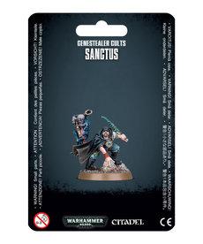Games Workshop - GAW Warhammer 40K - Genestealer Cults - Sanctus