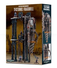 Games Workshop - GAW Warhammer 40K - Sector Mechanicus - Tectonic Fragdrill
