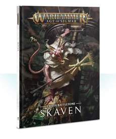 Games Workshop - GAW Warhammer Age of Sigmar - Chaos Battletome:  Skaven