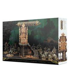 Games Workshop - GAW Warhammer Age of Sigmar - Flesh-Eater Courts - Charnel Throne