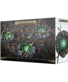 Games Workshop - GAW Warhammer Age of Sigmar - Skaven - Gnawholes