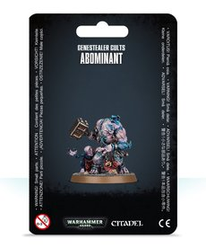 Games Workshop - GAW Warhammer 40K - Genestealer Cults - Abominant