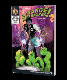 Renegade Game Studios - REN Kids on Bikes - Strange Adventures!: Volume One