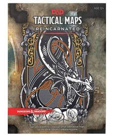 Wizards of the Coast - WOC D&D 5E - Tactical Maps: Reincarnated