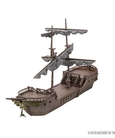 WizKids - WZK D&D: Icons of the Realms - The Falling Star Sailing Ship