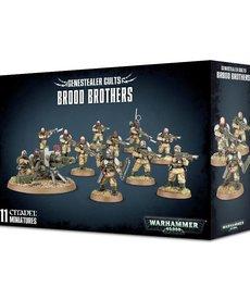 Games Workshop - GAW Warhammer 40K - Genestealer Cult - Brood Brothers